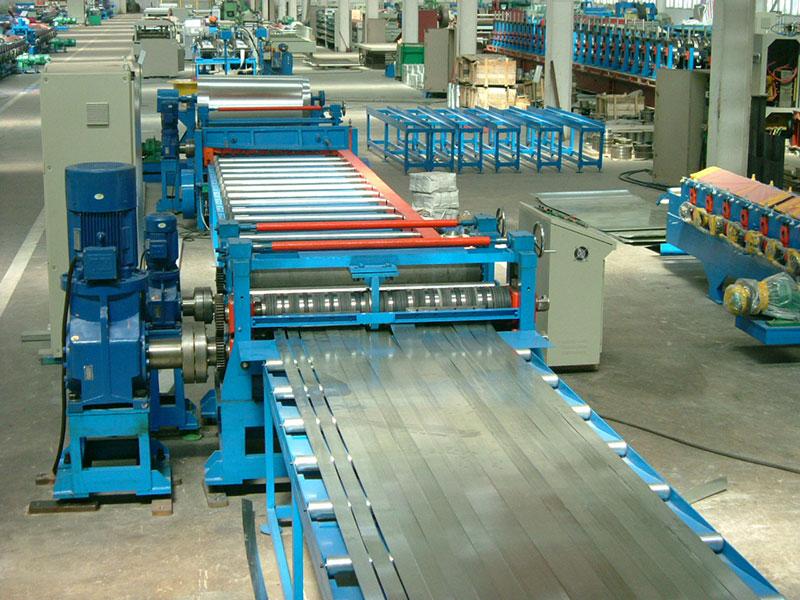 高品质的经济型纵横切设备推荐 呼市纵剪线价格