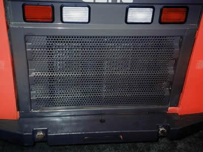 不銹鋼沖孔機器防護罩--安平縣萬諾絲網