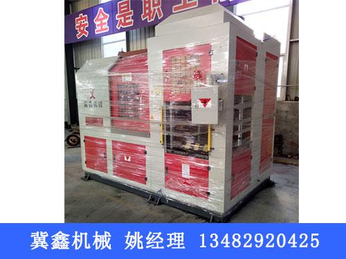 成型铸造机公司,冀鑫机械价格划算的成型铸造机出售