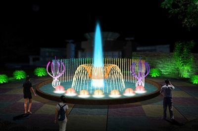 致广水景喷泉