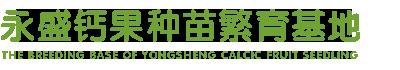 本溪滿族自治縣堿廠鎮永盛鈣果種苗繁育基地