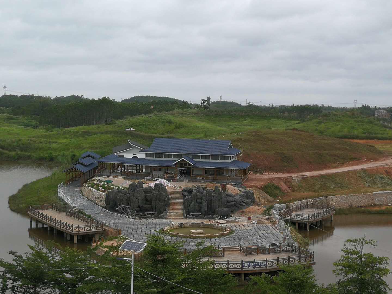广西农村旅游景区设计,休闲农庄规划