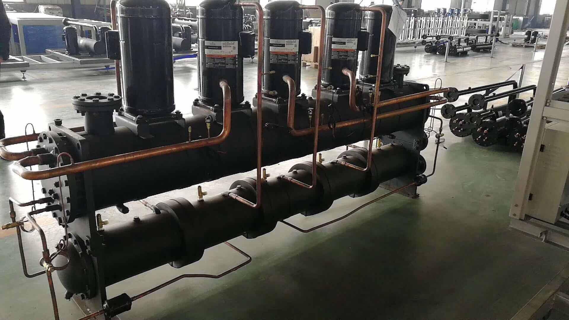 兰州水源热泵供暖-龙玺水业水源热泵制作商