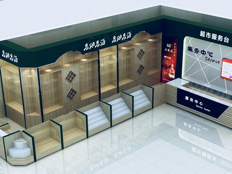 质量好的化妆品展示柜厂家在哪里 扬州烤漆展柜哪家好
