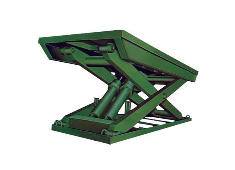 武汉固定式剪叉升降平台,河南斯诺特起重配件价格划算的SJG系列固定式升降平台出售