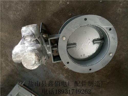 供应圆方风门DN600气动圆风门