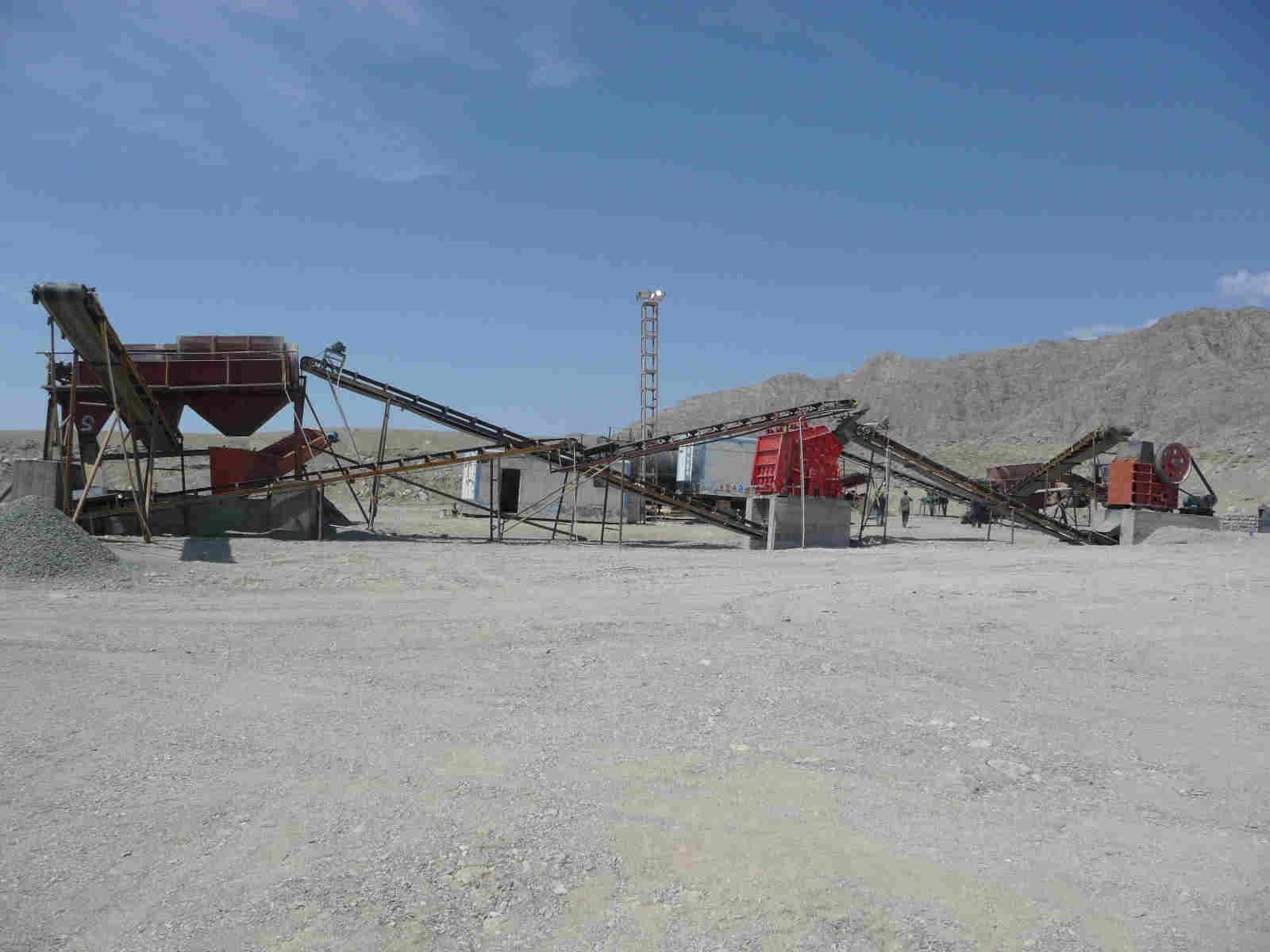 和田矿山机械生产厂家_恒鑫机械制造供应厂家直销的新疆矿山机械