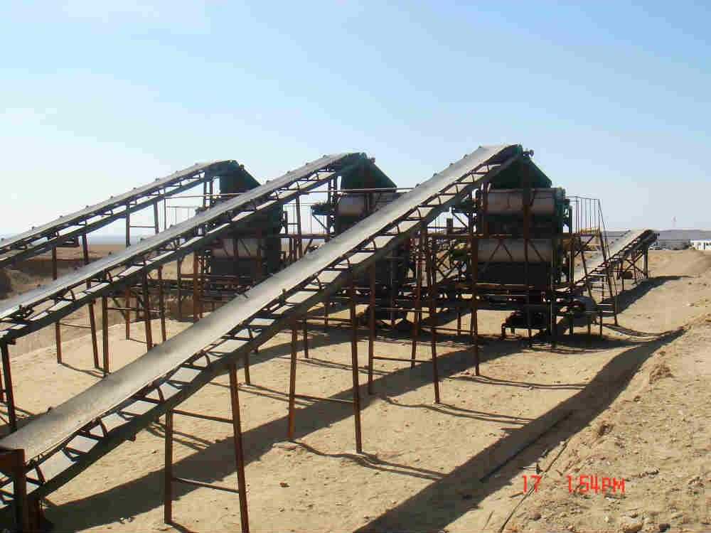 喀什输送机-新疆矿山输送设备推荐
