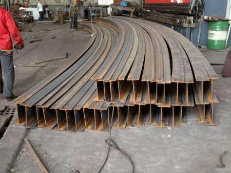 质量好的型材供应_H型钢拉弯