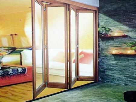 买优惠的彩铝门,就来大东区盛环宇门窗经销处-彩铝门价格