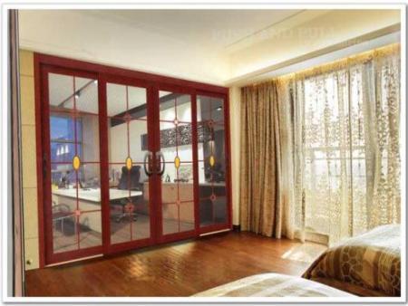 沈阳优良彩铝门供应商|赤峰彩铝门