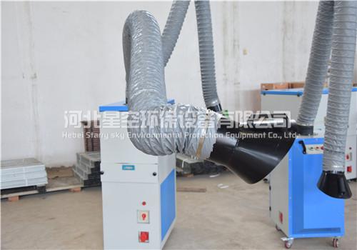厂家生产销售移动焊烟净化器品质保证