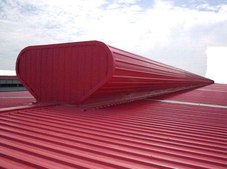打开天窗通通风通风天窗通风气楼无动力通风器生产厂家