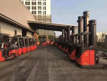 要找安合力设备公司叉车保养就选安合力港口设备,江北区林德叉车供应商