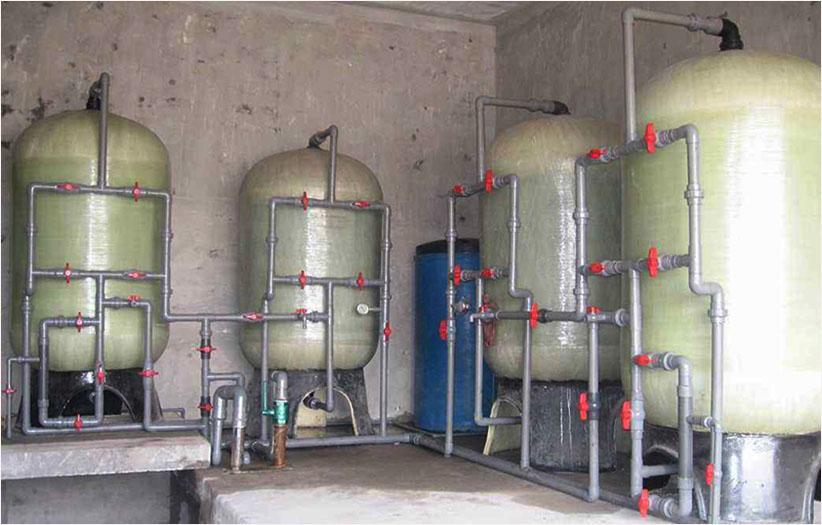 广东大型锅炉软化水设备 工业软水过滤器就找水视界环保