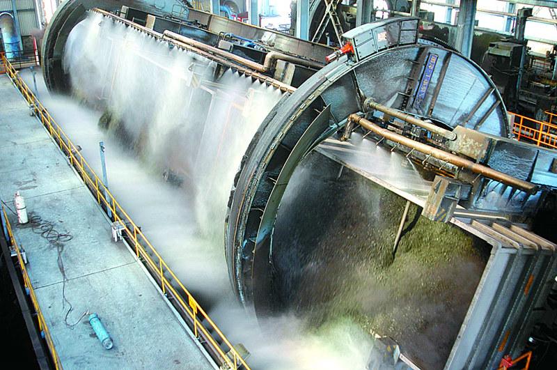 翻车机干雾抑尘系统-质量好的干雾抑尘系统供应信息