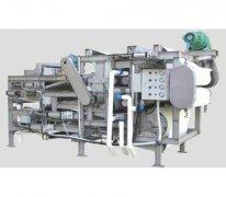 带式压滤机,畅销的不锈钢带式浓缩压滤机价格怎么样