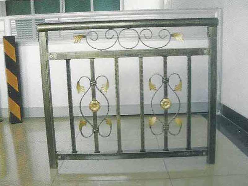 白银铁艺大门销售-为您推荐恒源钢材铁艺公司销量好的铁艺大门