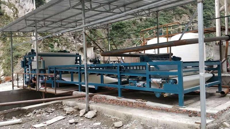 湖南振扬环保新款的带式污泥压滤机出售_压滤机工作原理