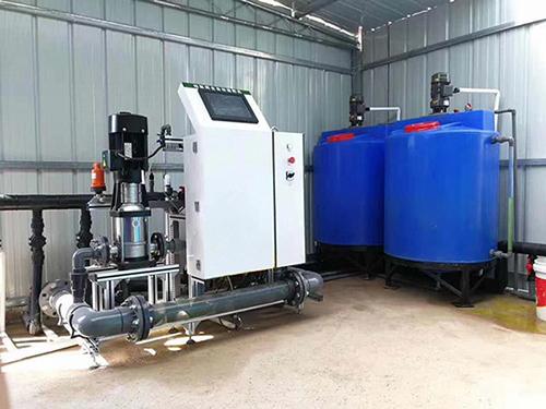 温室施肥机的一些特点,你有必要了解