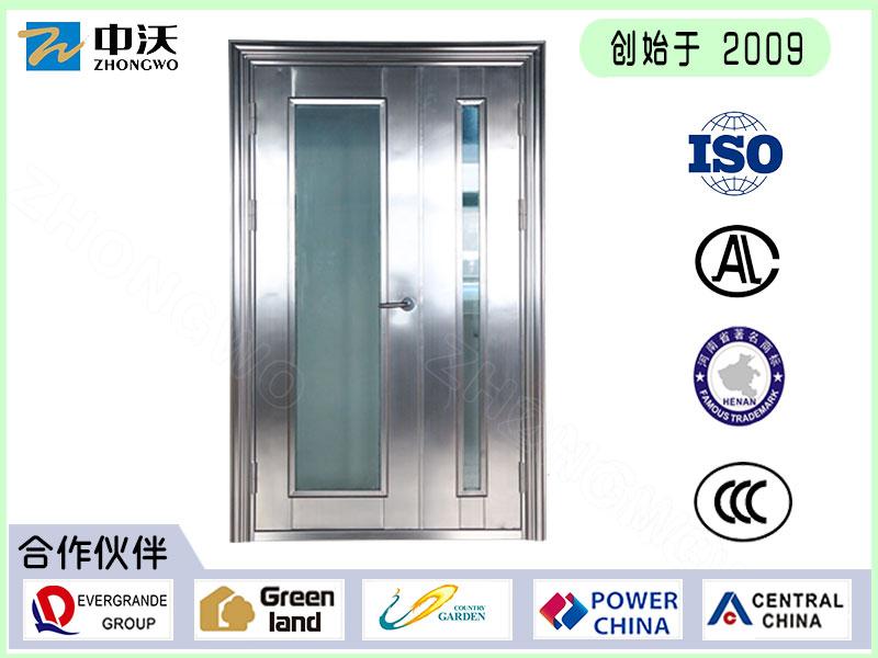 六安玻璃防火门,河南安徽不锈钢玻璃防火门生产厂家特色