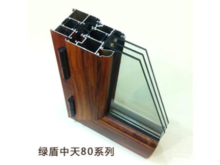 青海门窗定制,口碑好的门窗厂信息