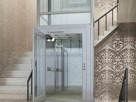 【小机房别墅电梯】无机房乘客电梯-双菱电梯