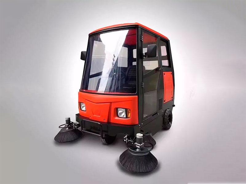 郑州好用的全封闭驾驶式扫地车批售-三门峡全封闭扫地车价格