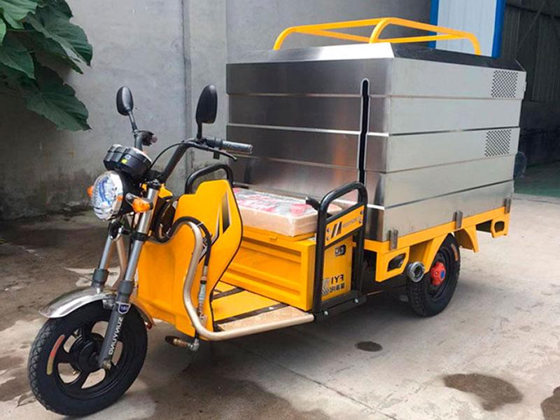 郑州哪里有供应质量好的高压冲洗车-信阳高压洗扫车价格