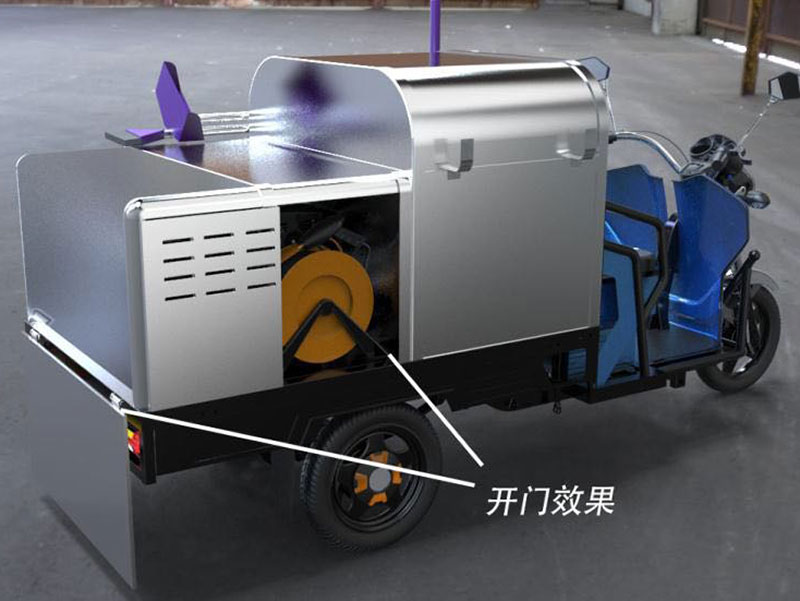 高压清洗吸污车报价-哪里能买到实惠的高压冲洗车