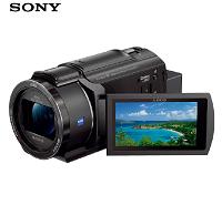 索尼高清数码摄像机5轴防抖