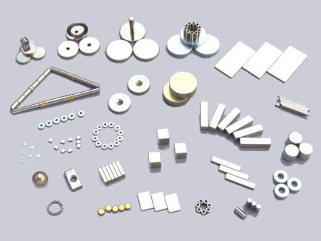 惠州磁铁_橡胶磁批发-惠东县黔达磁业有限公司