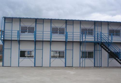 蓝田双层活动房屋价格_在哪能买到质量有保障的活动房呢
