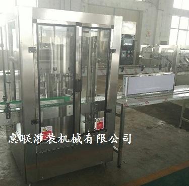 全自动酒水灌装线果酒灌装线先进酒水包装生产线