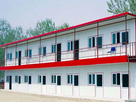 建筑施工活动板房