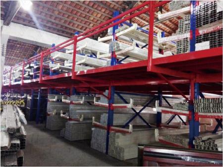 惠州阁楼式货架厂商推荐,惠州货架-惠州市纳森货架设备有限公司