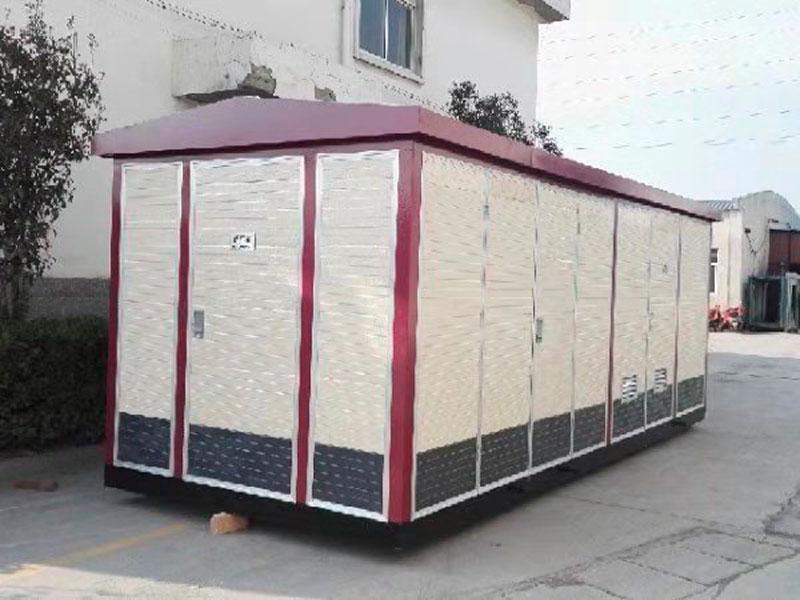 新款箱式变电站箱体市场价格-河南低压配电柜柜体价格