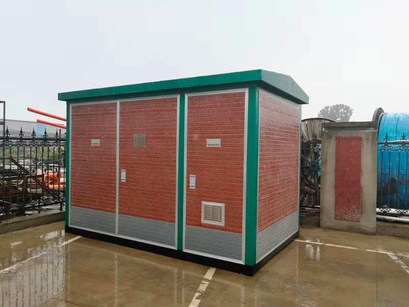 漯河高压配电柜柜体价格 新乡高性价箱式变电站箱体哪里买