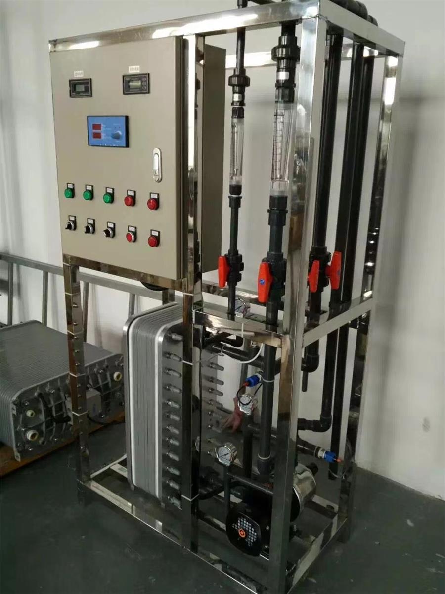 广东EDI车用尿素超纯水处理设备厂家定制各类水处理设备请联系
