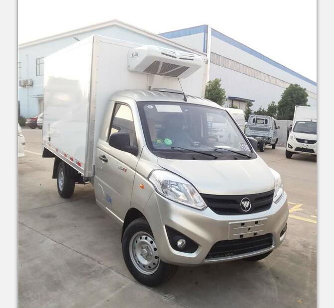 福田T3小型冷藏车(2.8米)