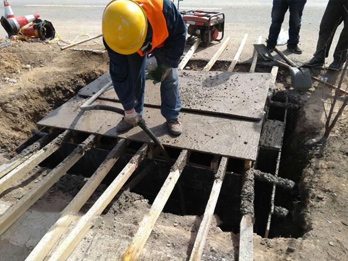 中卫顶管施工|非开挖顶管施工找哪家