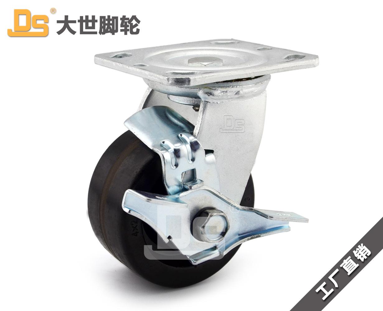 青岛脚轮脚轮厂家 山东实惠的耐高温脚轮哪里有供应