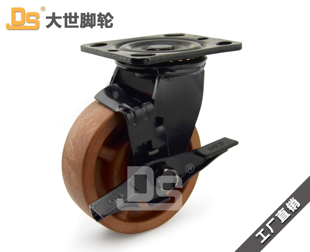 青岛脚轮定制-大世脚轮供应高质量的耐高温脚轮