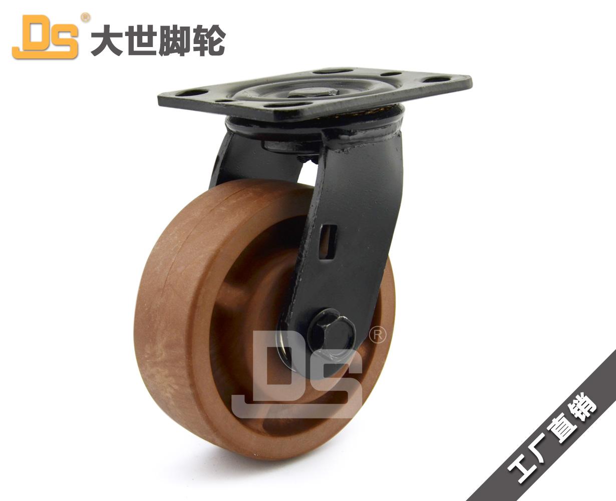 青岛带减震万向轮 性价比高的耐高温脚轮,大世脚轮倾力推荐