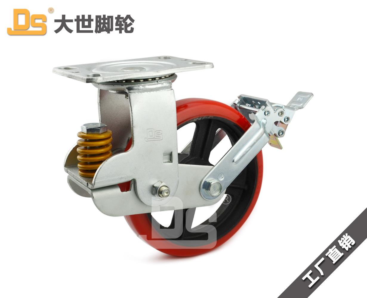 即墨减震脚轮品牌哪家好-大量供应高质量的减震脚轮