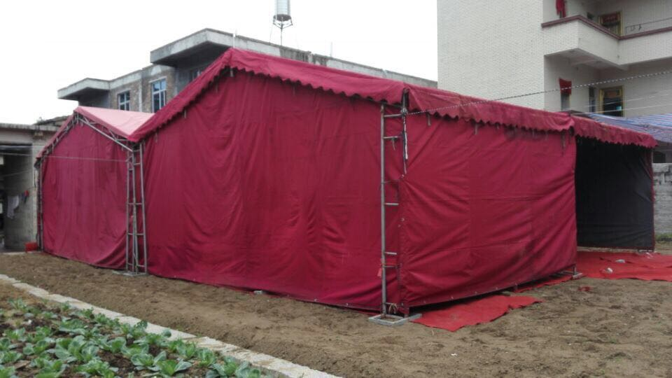 福建喜事帐篷_泉州喜事帐篷批发商-红马帐篷