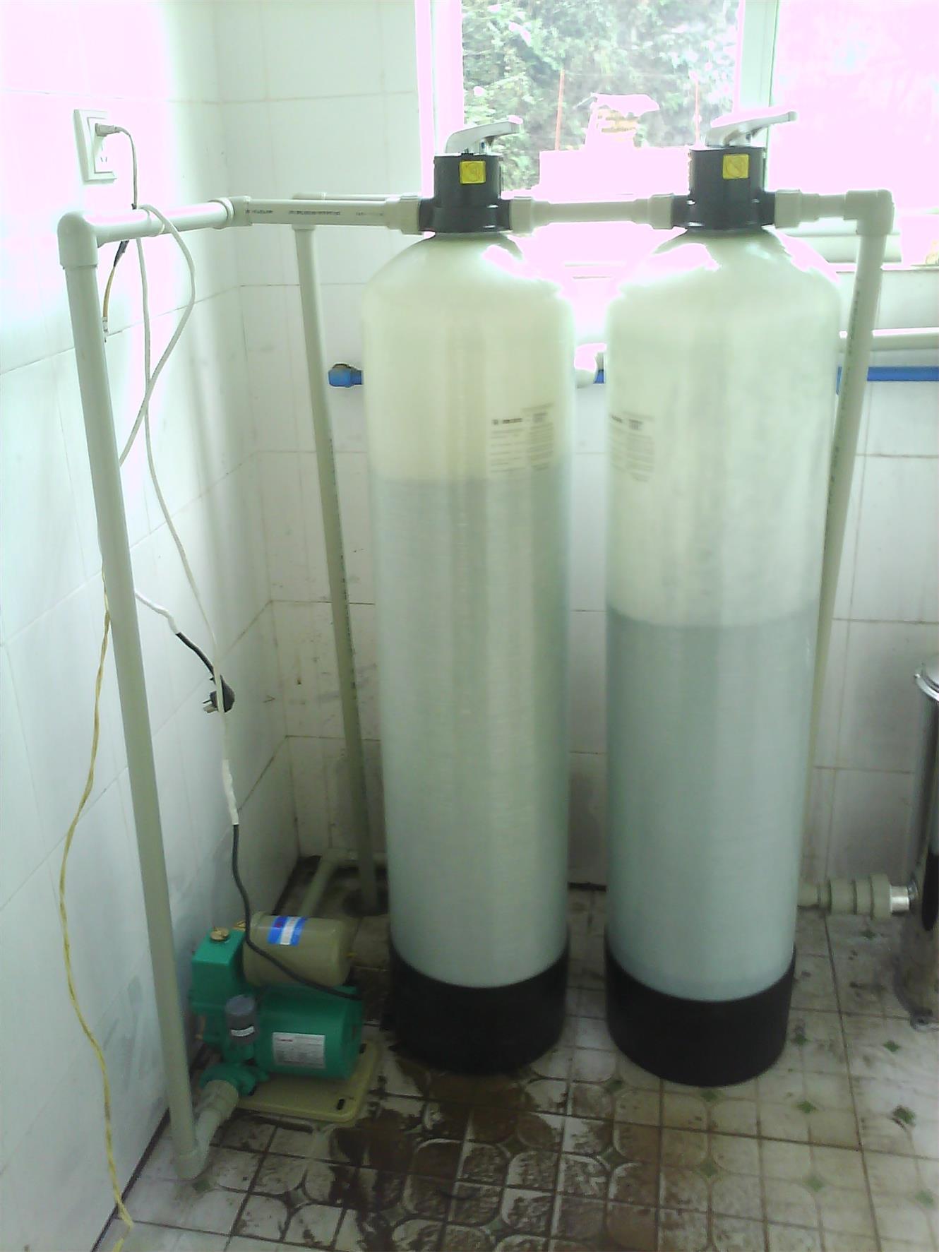 東莞市水視界環保銷售地下水渾濁除泥沙濾水器機械過濾器直銷
