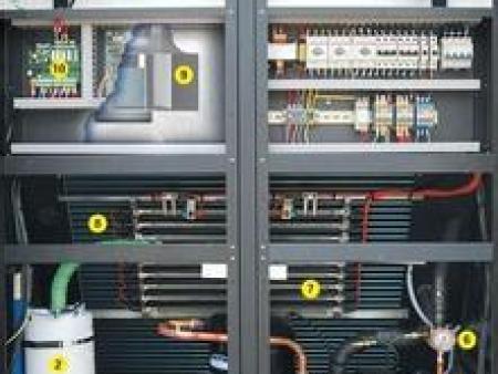 兰州数据中心机房空调价格-供应西安划算的机房空调