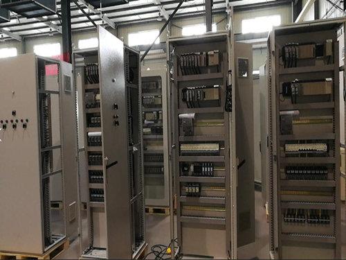 ABB变频器控制柜厂家水泵控制柜厂家-西安工控工厂