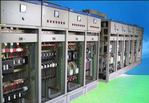 ABB软启动柜到西安工控共享工厂